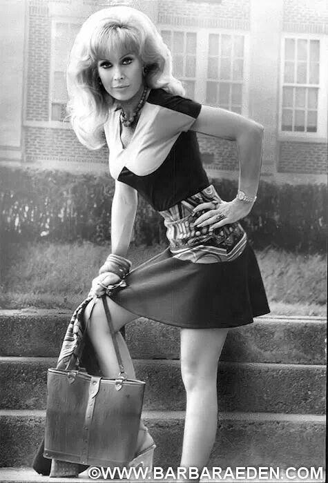 HARPER VALLEY P.T.A. -  Barbara Eden #classicactresses