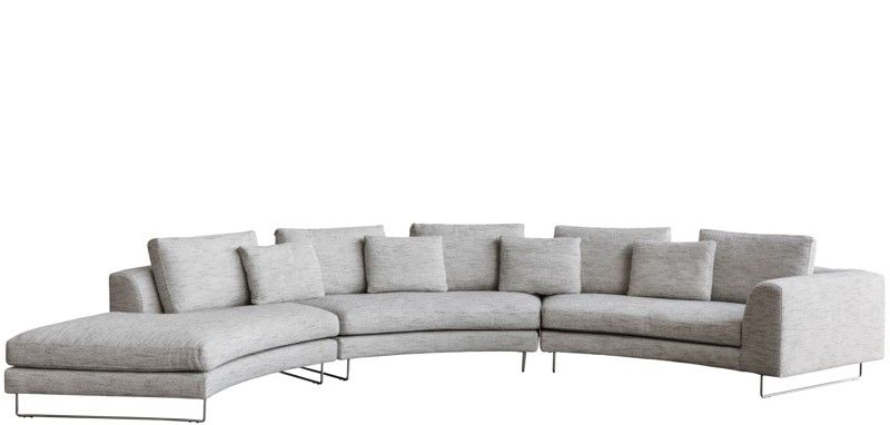 Cosmo Corner Unit Left Oyster For Sale Couch Design Sofa Sale