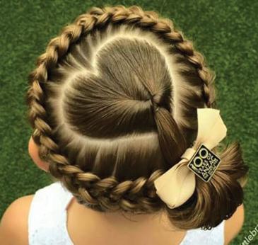 Trenzas Divertidas Para Tu Pequena Peinados Para Nina Hair