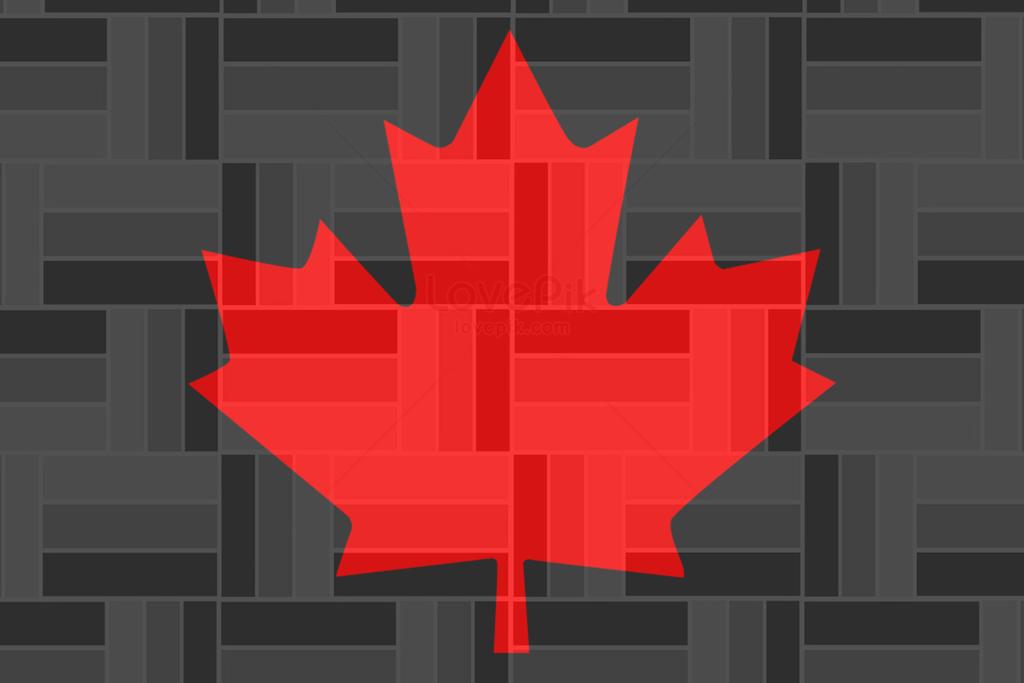 Canada Red Maple Leaf Canada Day Svg Canada Day Flag 4th Of July American Flag Canadian Flag Canadian Gift Canada Day Flag Canadian Gifts Independence Day