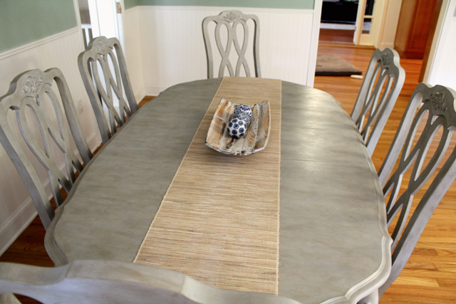 Annie Sloan Dining Table Mom You Should Do This W Your Table And
