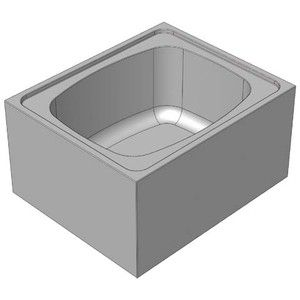 New COMMERCIAL MOP SINK PSM-2020 24\