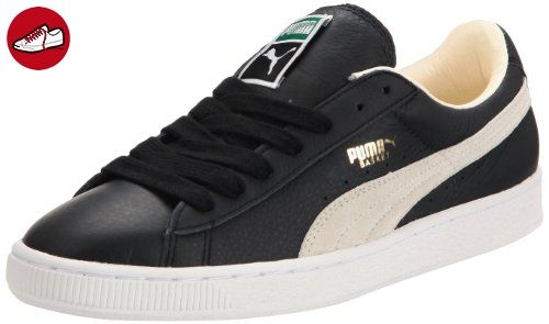 351912, Sneakers Basses mixte adulte- Noir (Black/White)- 9 UK 43 EUPuma