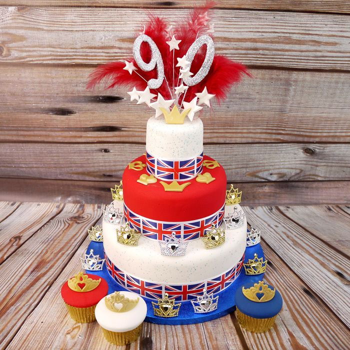Celebrate the Queen's 90th birthday in style with our ...