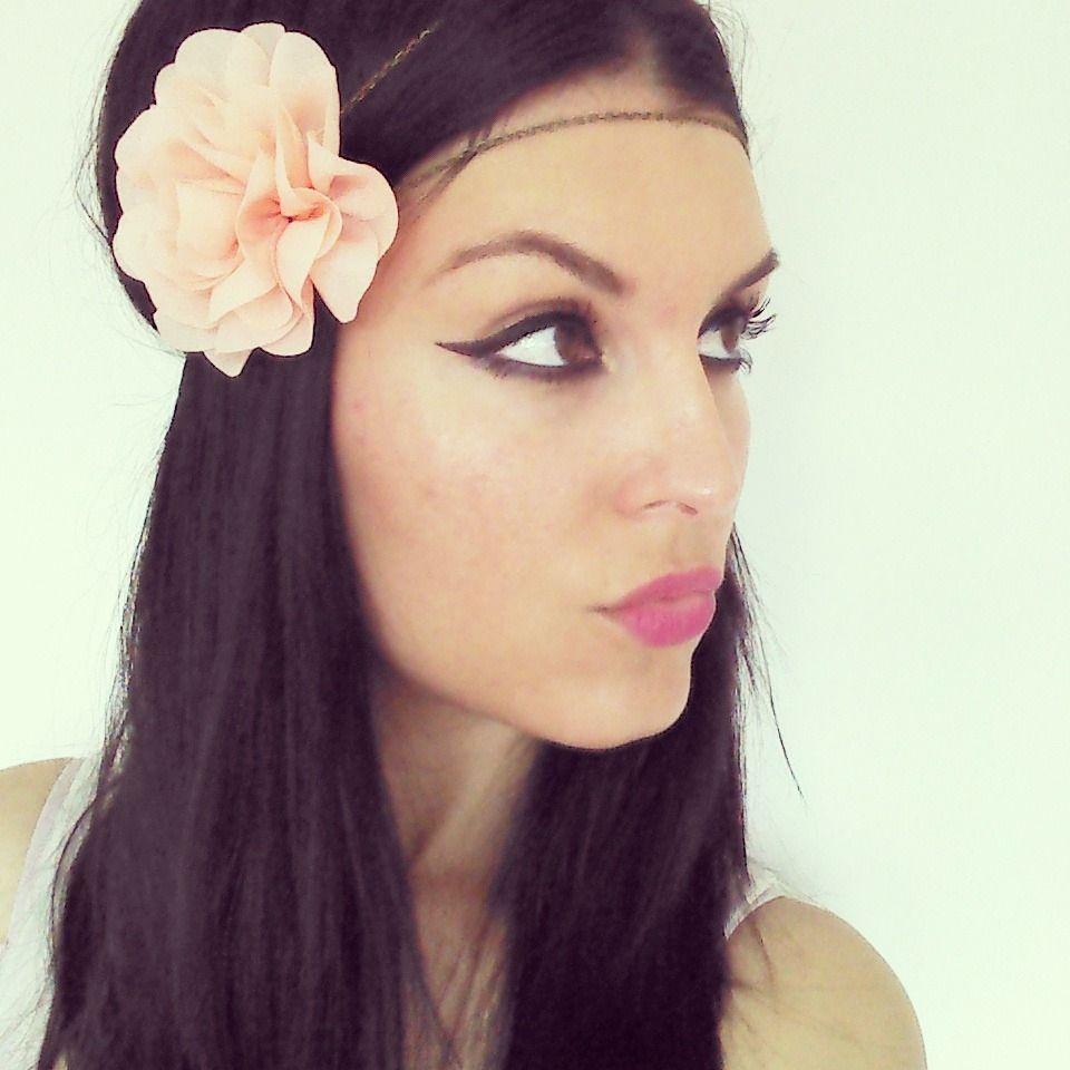 Accessoire cheveux boheme - Headband mariage boheme ...