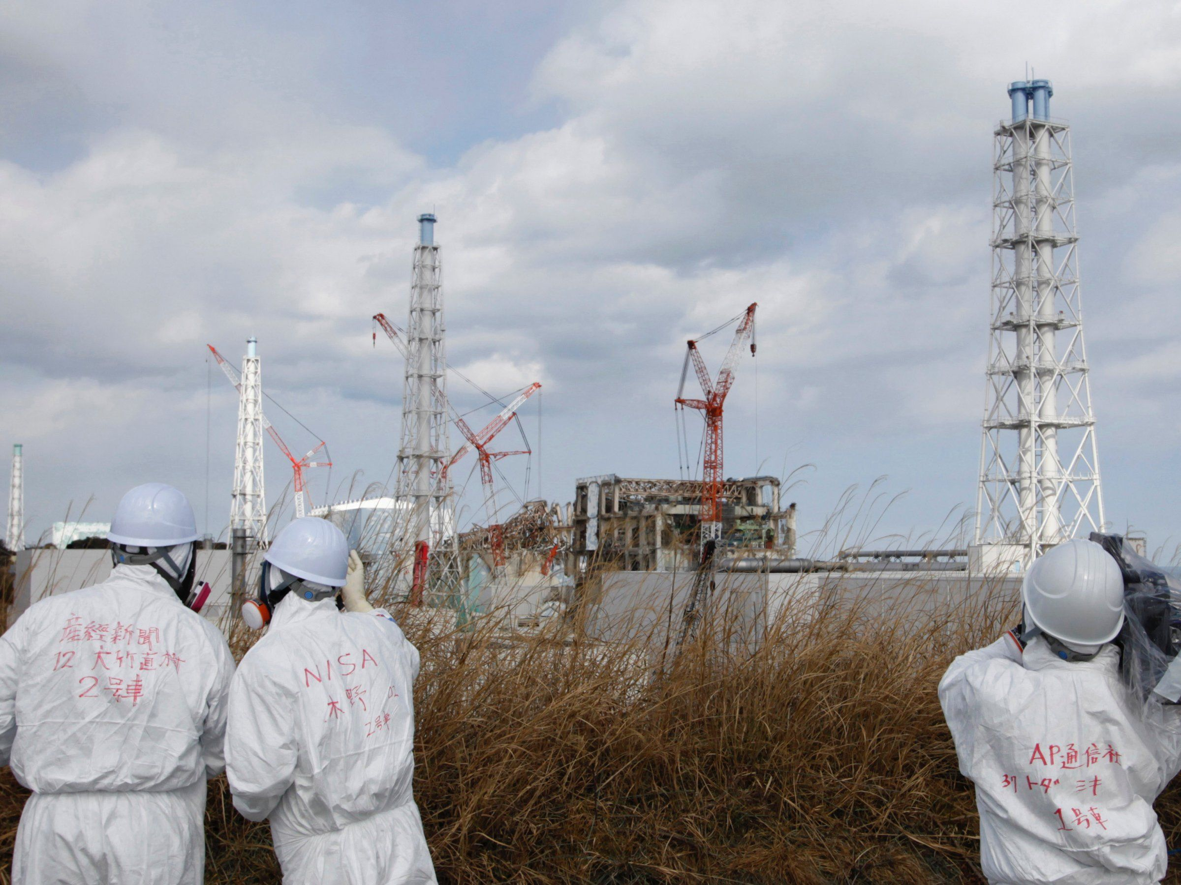 Six years after the Fukushima disaster many in Japan have lost faith in nuclear power