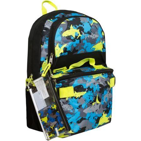 Clothing Bags Camo Backpack Backpacks
