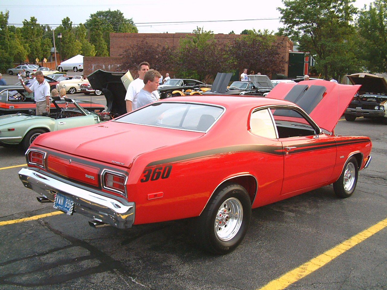 Plymouth Duster 360   Plymouth   Plymouth duster, 70s muscle