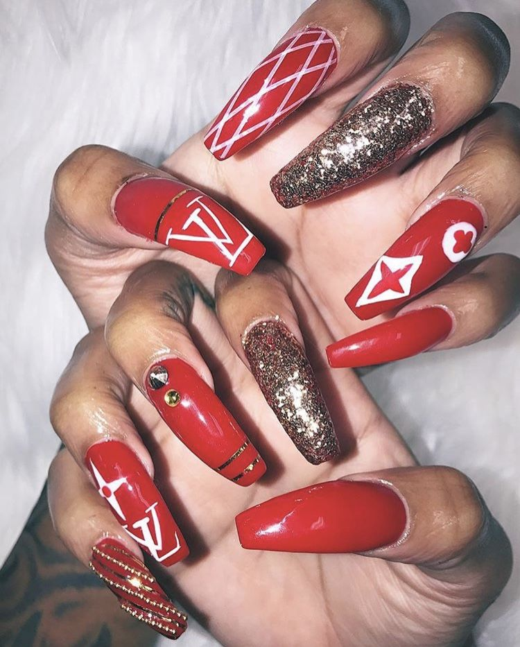 follow @itscolddownhere for more !! ♥ | nails | Pinterest | Nail ...
