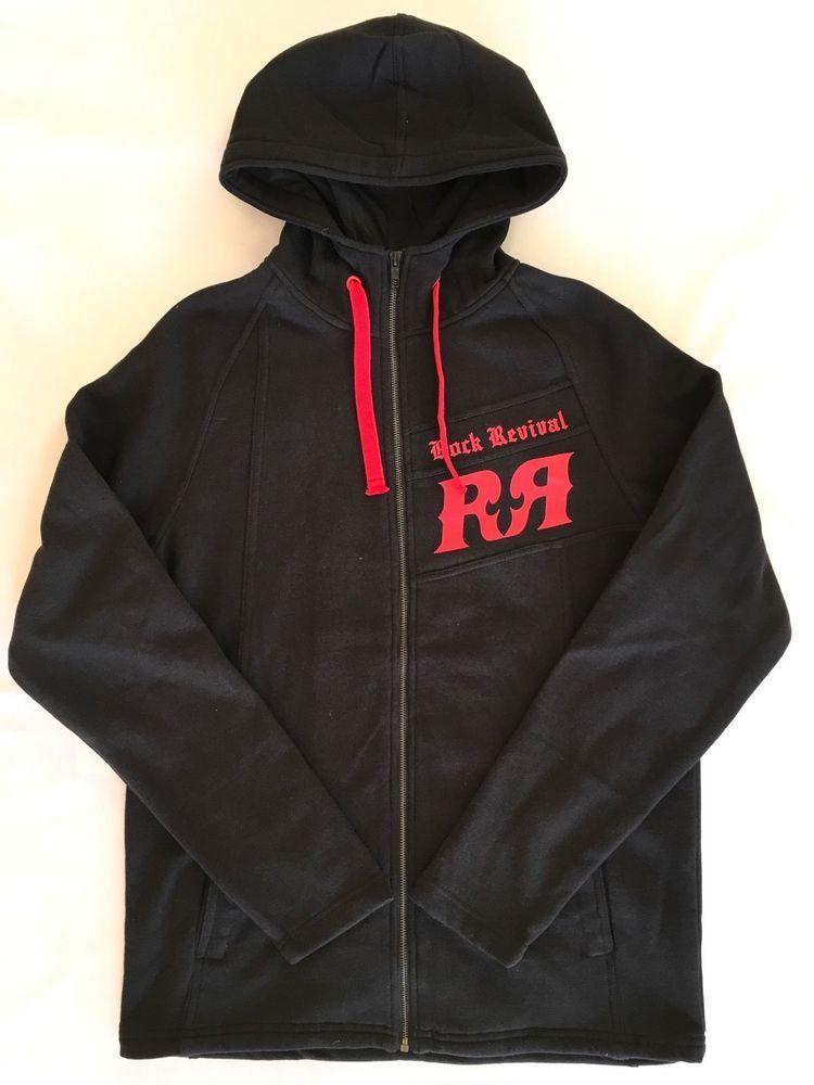 Rocky Herren Logo Fleece Hoodie