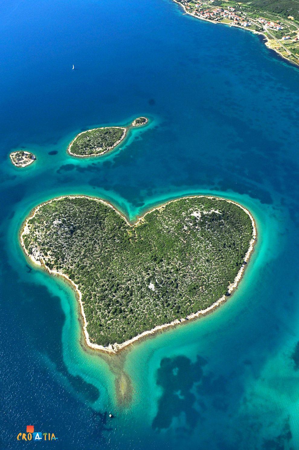 Galešnjak, Croatia Visit croatia, Croatian islands