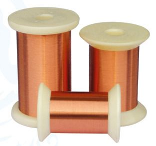 Enamel Copper Wire Magnet Is An Insulated Electrical Conductor Used In Motors Electromagnetic