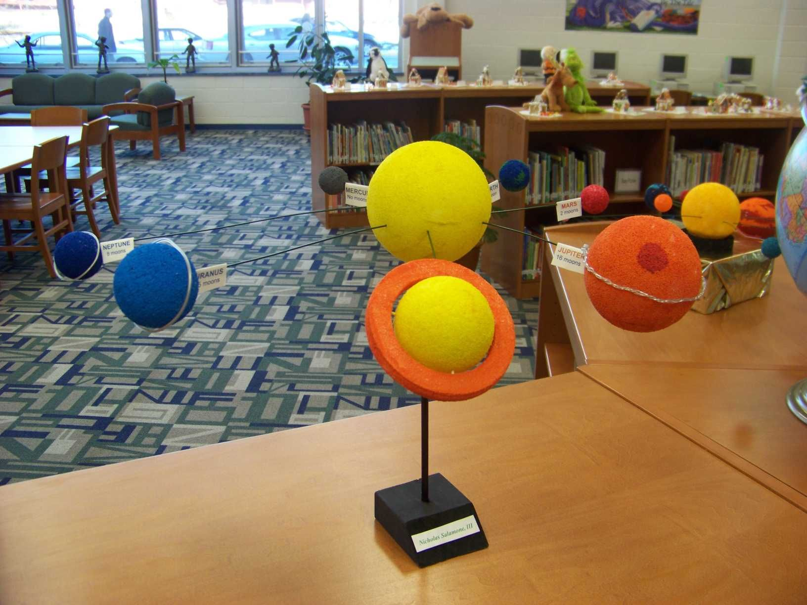 4th grade solar system project astronomia project solar system projects ideas page pics about space