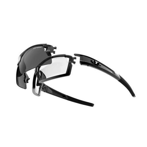 Tifosi Escalate FH Polarized Sunglasses - Gloss Black