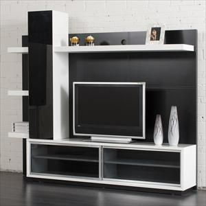 TV Wall Unit/Entertainment Center | Xbox 360 dream room. | Pinterest ...