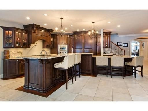 This is such a pretty #Kitchen!