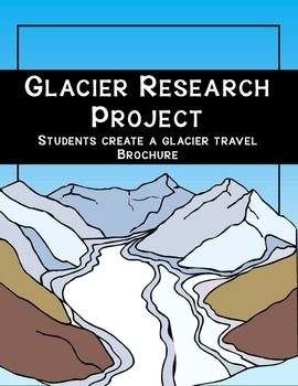glacier project weathering erosion earth science. Black Bedroom Furniture Sets. Home Design Ideas