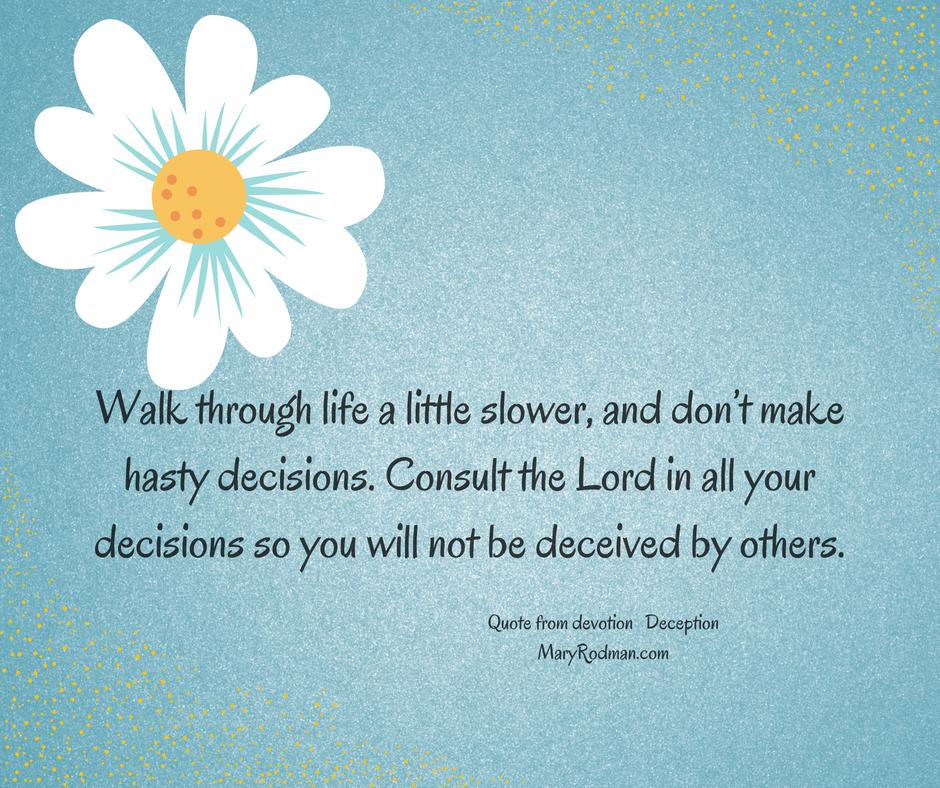Quote From Devotion Deception Faith Pinterest Quotes