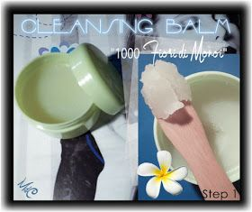 """Photo of Clo's Medichesse: Cleansing Balm – """"1000 Monoi Flowers"""" – …"""