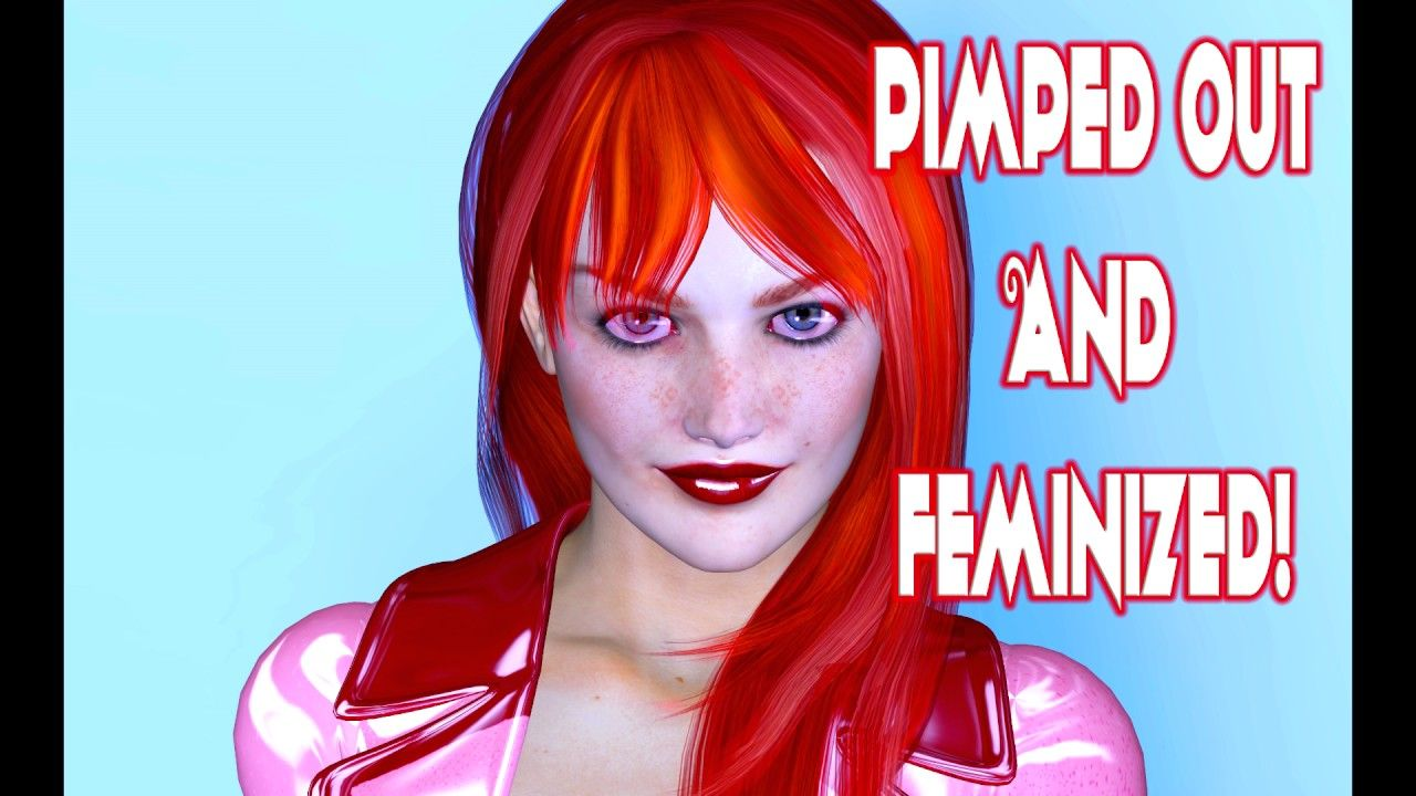 Pimped Out Feminized Erotic Hypnosis Mp Trailer