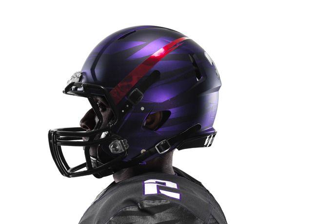 NIKE, Inc. - TCU Unveils New Nike Football Uniform Design for Season Opener