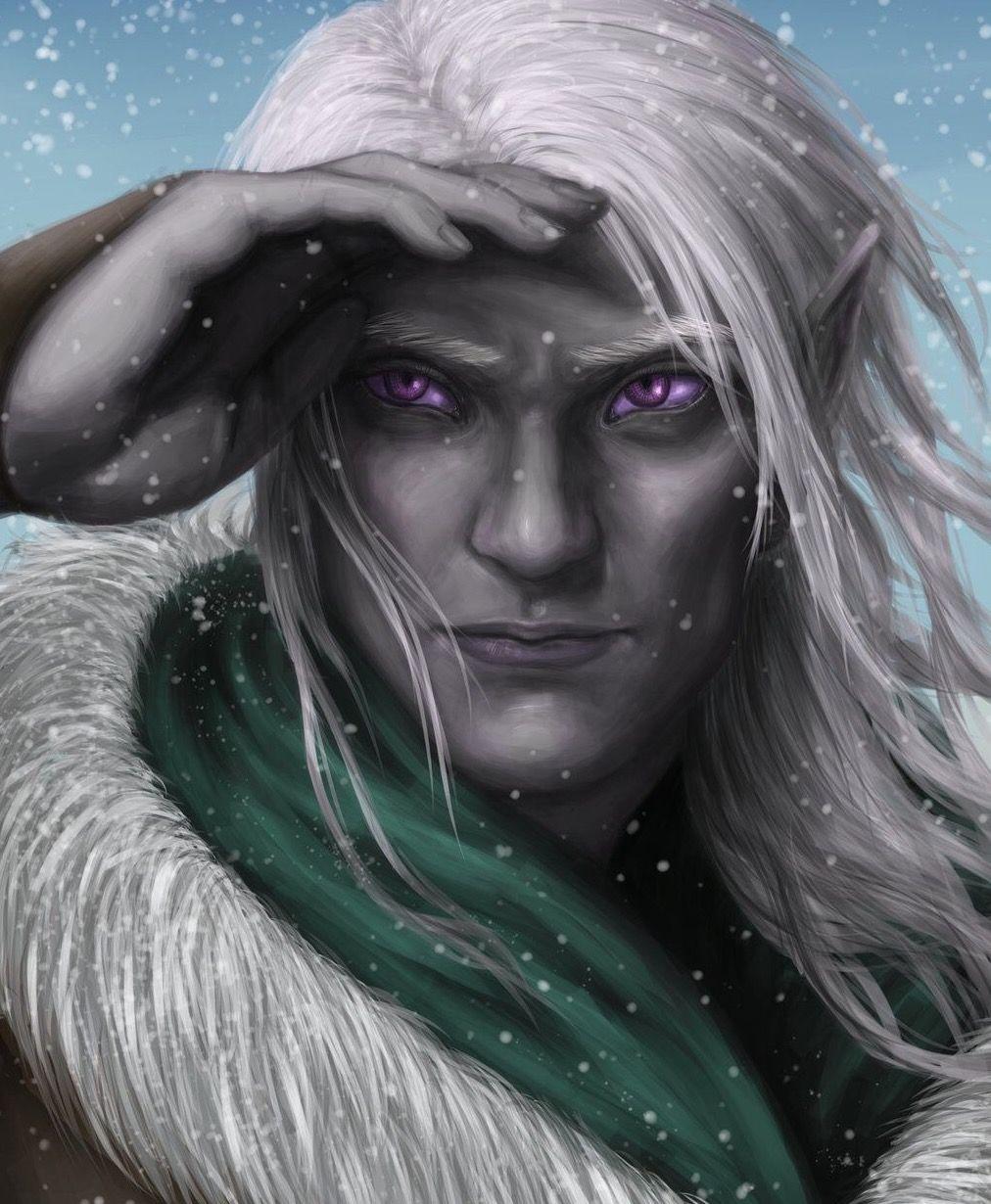 Pin by Jesus Gomez on Legend of drizzt in 2019 | Dark elf ...