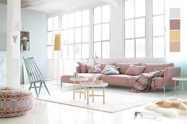 24 Wandfarbe Schoner Wohnen Farbpalette