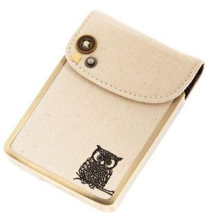 3 Owl Contact You Card Holder 10 Cute Owl Accessories Owl