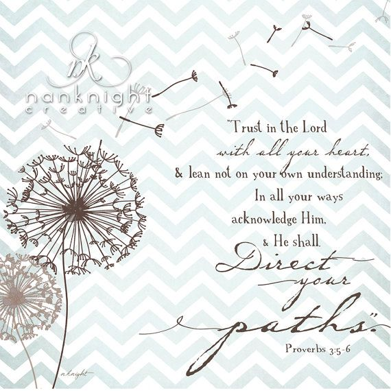 Proverbs 356 Art Print by NKCreative on Etsy, $17.00
