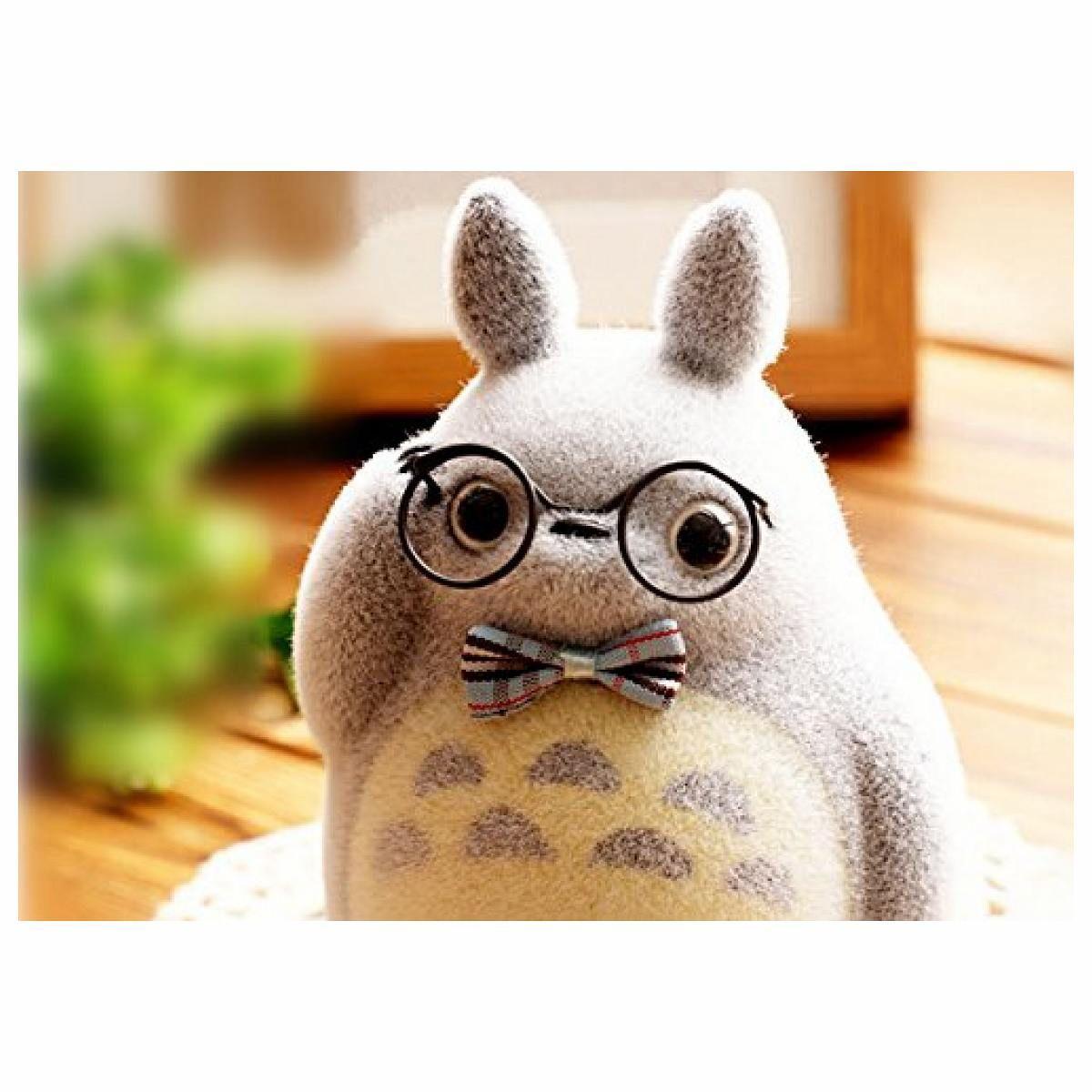 Totoro Flocking Piggy Bank Saving Pot For Kids Totoro