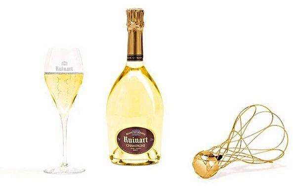 Ruinart Blanc De Blanc Champagne Bouteille De Vin Ruinart Blanc De Blancs Maison De Champagne