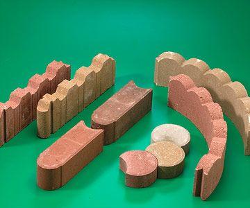 Edging Patio Materials Patios Walkways Walls 400 x 300