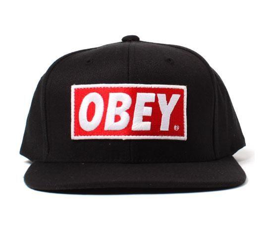 2b97866e513 OBEY Hat