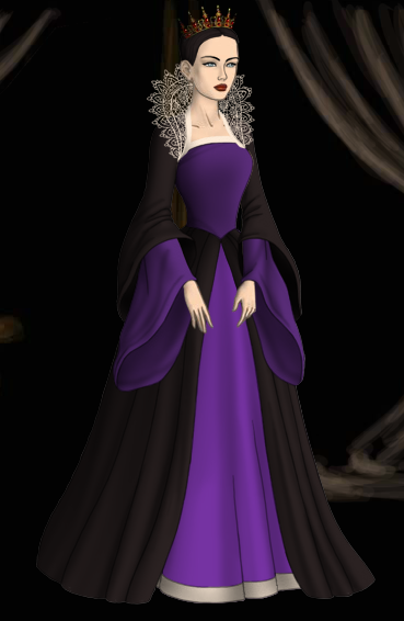 The Evil Queen By Menolikee On Deviantart Evil Queen Costume Queen Costume Costume Design