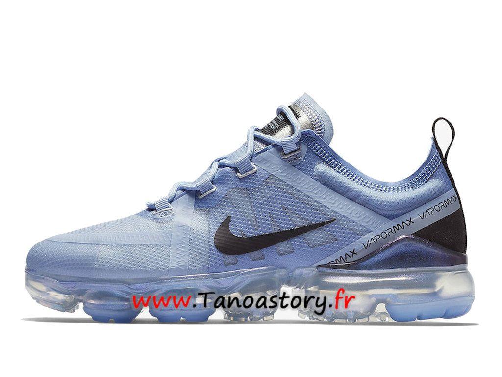 Chaussures Officiel Basket Homme Nike Air Vapormax 2019 Bleu
