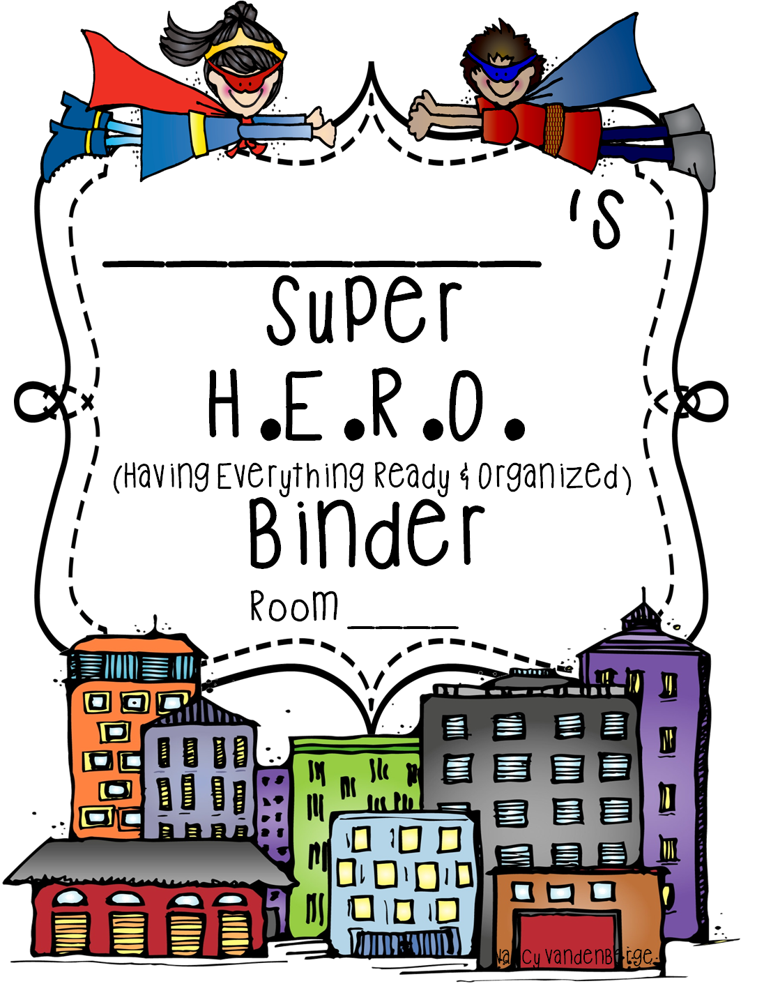 Workbooks superhero worksheets for preschool : First Grade Wow: Super Hero theme binder | Classroom Super Hero ...