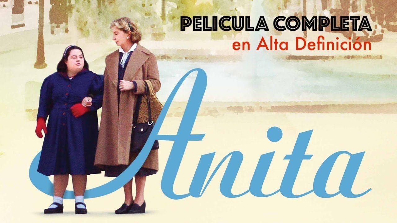 Anita Hd Cc 2009 Película Argentina Síndrome De Down Peliculas Películas Youtube Peliculas En Español