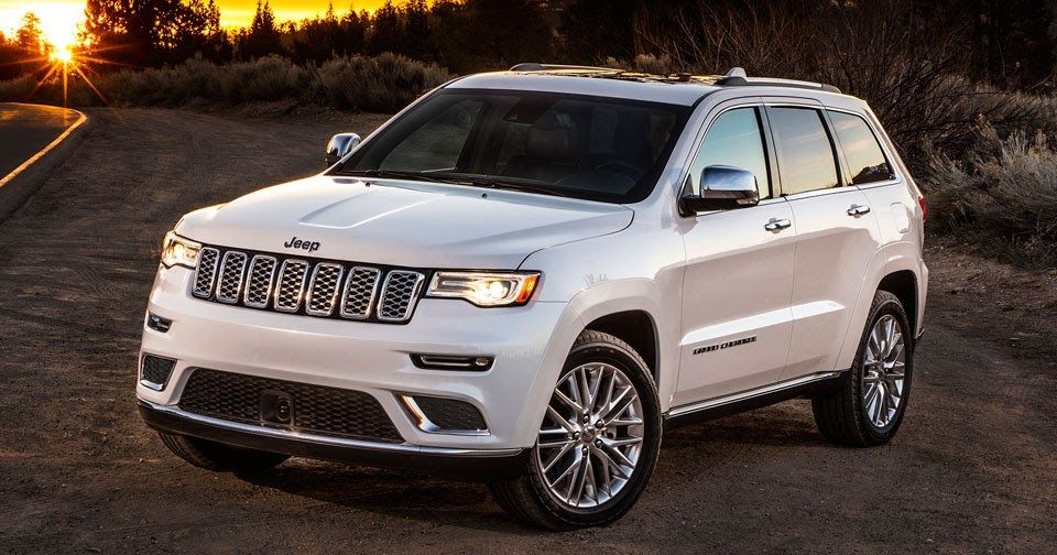 Jeep cherokee safety rating