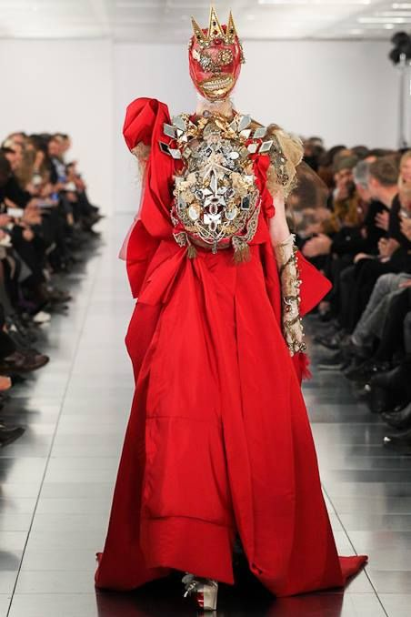 John Galliano at M.M.M xx !