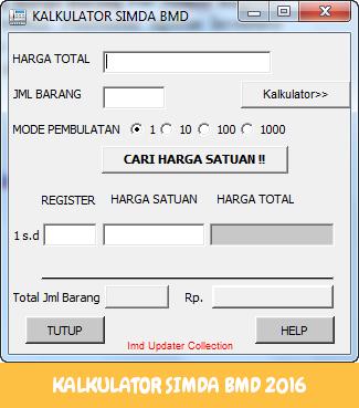 Operator Sekolah Referensi Operator Sekolah Kalkulator Simda Bmd 2016 Aplikasi Penghitung Harga Barang Per Nomor Register Microsoft Excel Edmodo Education