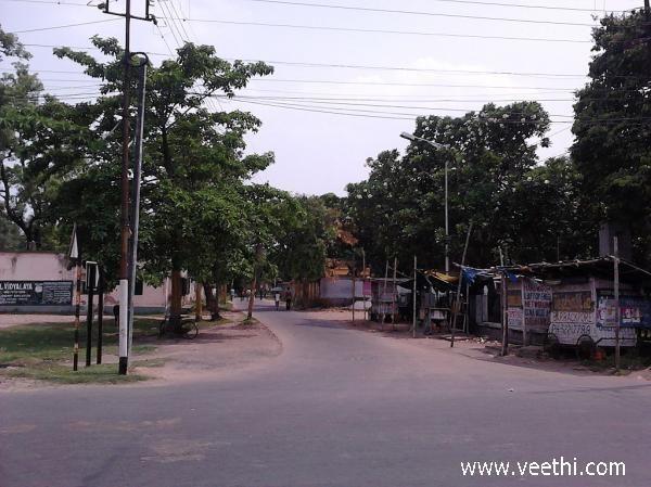 Barrackpore Cantonment Local Road