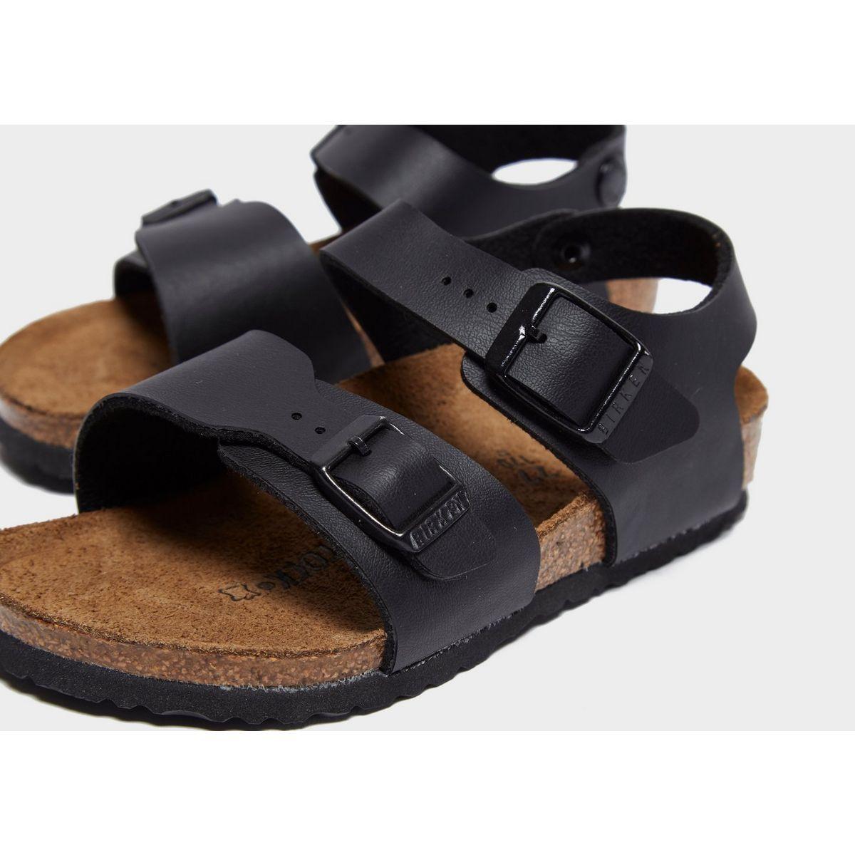 Birkenstock New York Sandals Infant Birkenstock, Black
