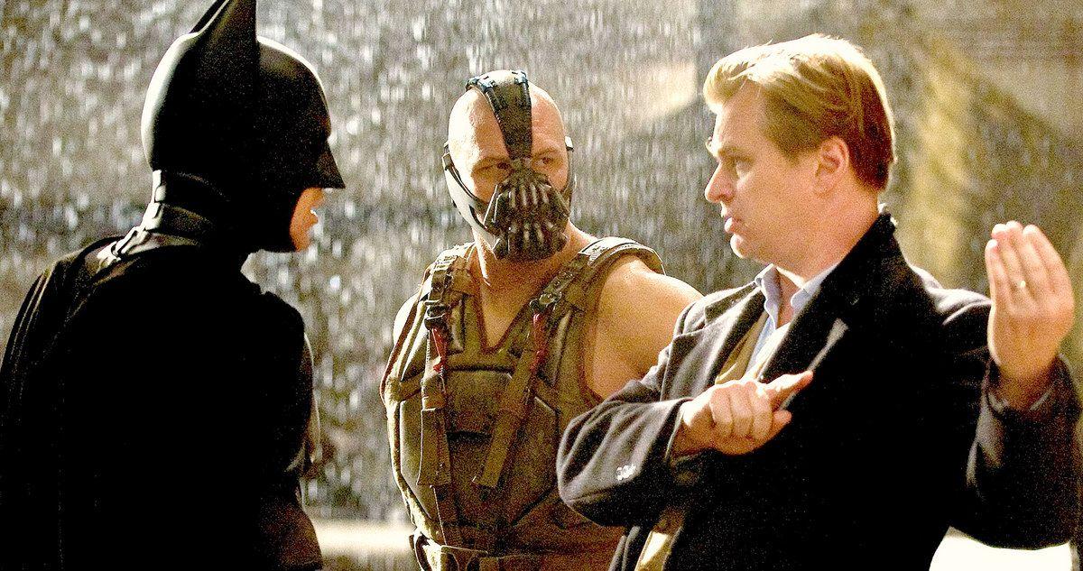 Christopher Nolan No Longer Involved In Dc Movie Universe Nolan