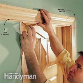 Interior Trim Work Basics #woodworktrimwork Interior Trim Work Basics #woodworktrimwork