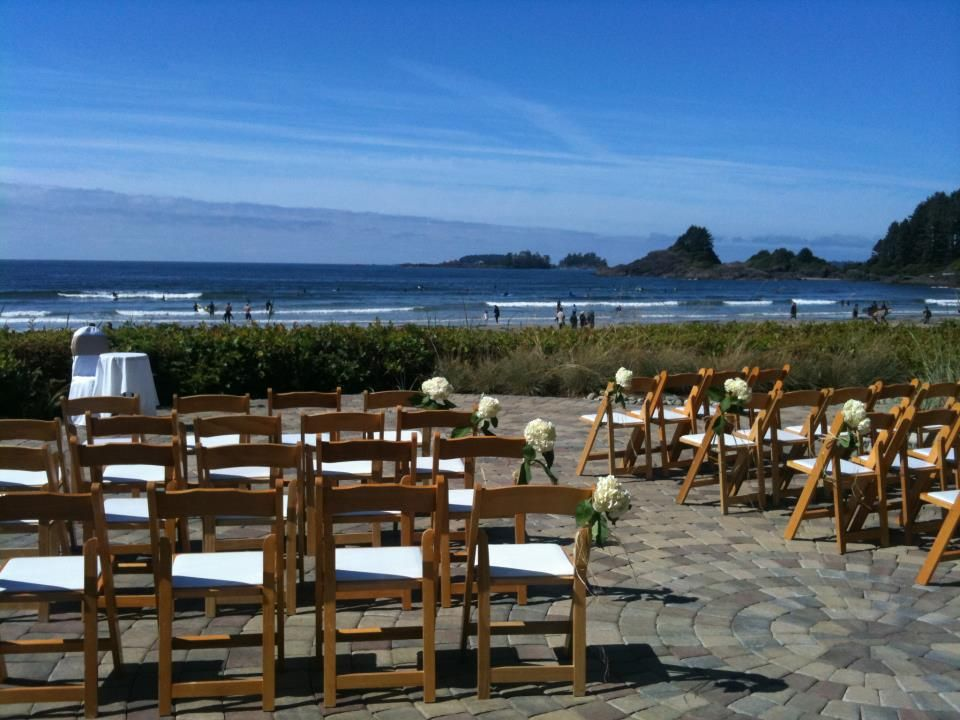 Longbeach Lodge Resort Tofino Bc Beach Wedding Vancouver Island Venue Weddings
