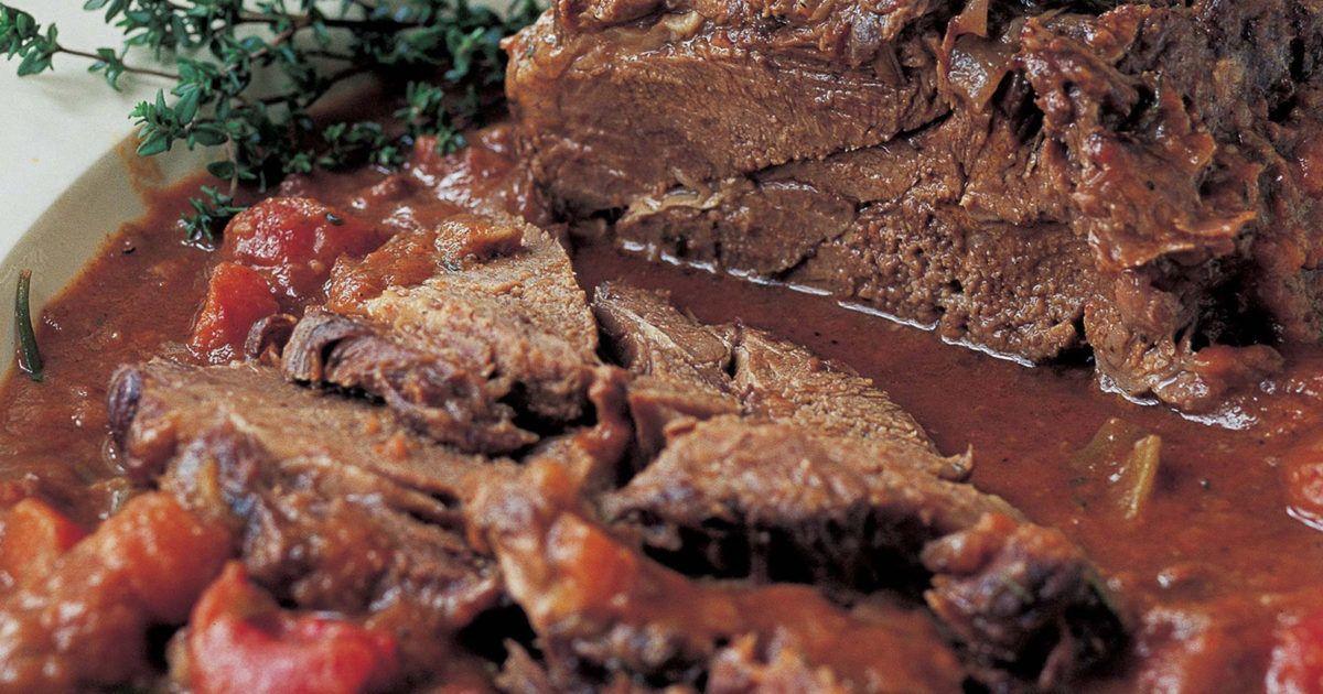 Company Pot Roast | Recipe | Cooking recipes, Pot roast ...