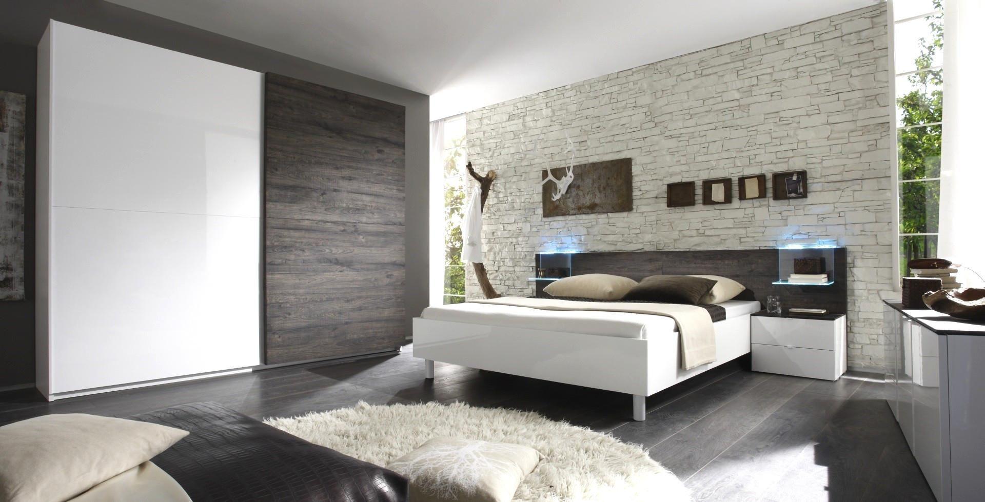 38 Deco Chambre Blanc Gris Noir In 2020 White Bedroom Modern Modern Bedroom Home