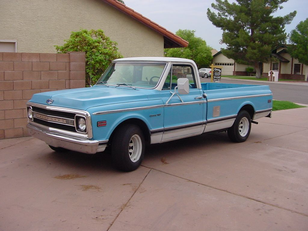 64 best Classic Pickup Trucks images on Pinterest | Classic pickup ...
