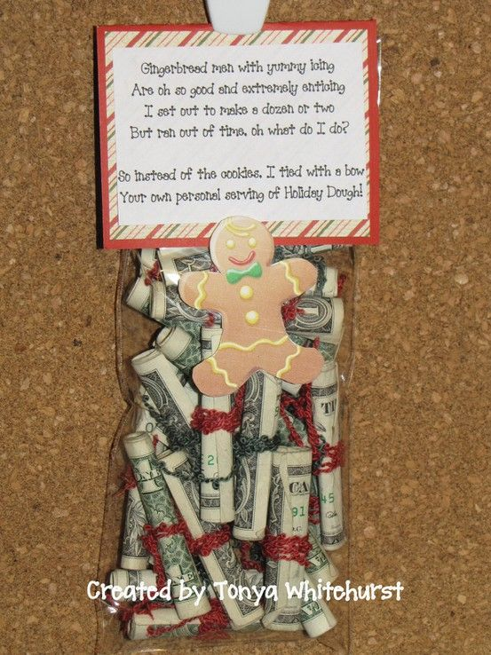 How to Give Cash Creatively | Christmas | Pinterest | Holidays, Gift ...