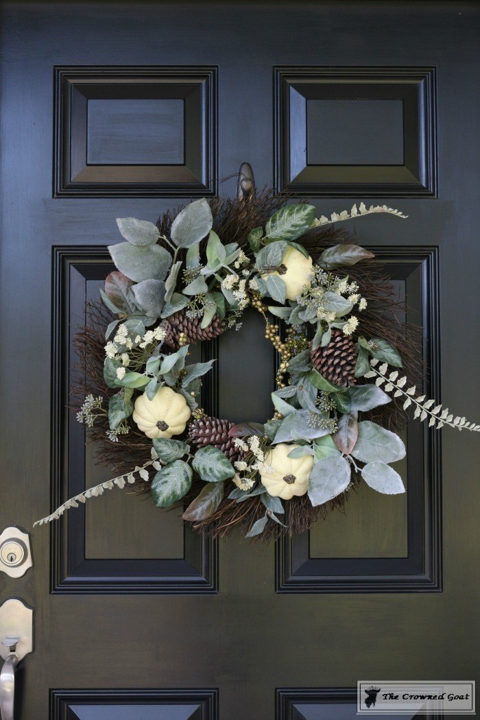 17 Diy Rustic Home Decor Ideas For Living Room: 17 DIY Rustic Fall Decor Wreath Ideas For Front Doors